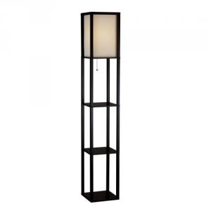 5 Best Shelf Floor Lamp – For your lighting and storage needs