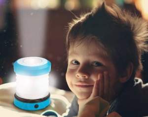 Collapsible Camping Lantern - For any outdoor enthusiast