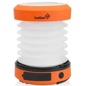 Ivation Hand crank LED
