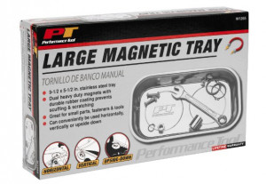 Magnetic Parts Tray - Keep everything in place