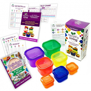 5 Best Portion Control Containers – Never worry about if you eat more or less