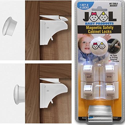 jool-childproof-magnetic-cabinet-locks-set
