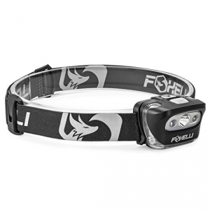 foxelli-headlamp-flashlight