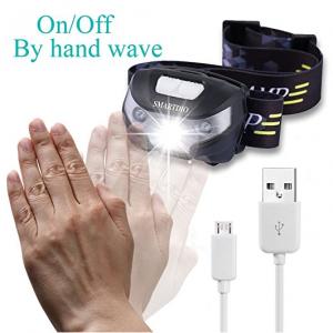 5 Best USB Rechargeable Headlamp Flashlight – Enjoy hands-free, no hassle light