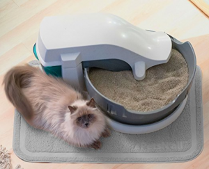 Cat Litter Trapper - For healthier pets and cleaner home