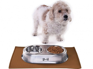 Dog Feeding Mat - For your messy pet