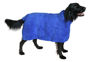 Microfiber Dog Towel - No more soggy dog