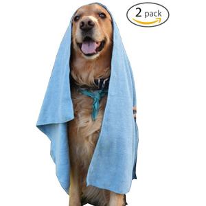 Microfiber Pet Bath Towels