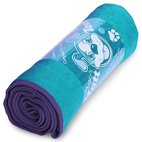 Mugzy's Mutt Towel Textured