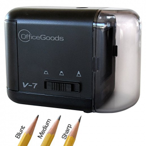 5 Best Battery Operated Pencil Sharpener – Perfect point every time