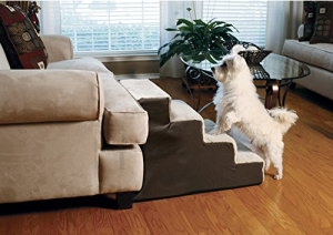 Pet Stairs - Reaching elevated surface is a breeze now