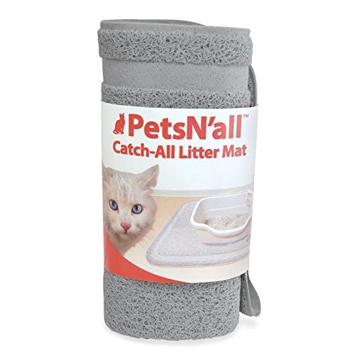 PetsN'all Catch All Cat Litter Mat
