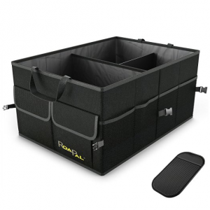 5 Best Foldable Car Trunk Organizer – For a clean and tidy car