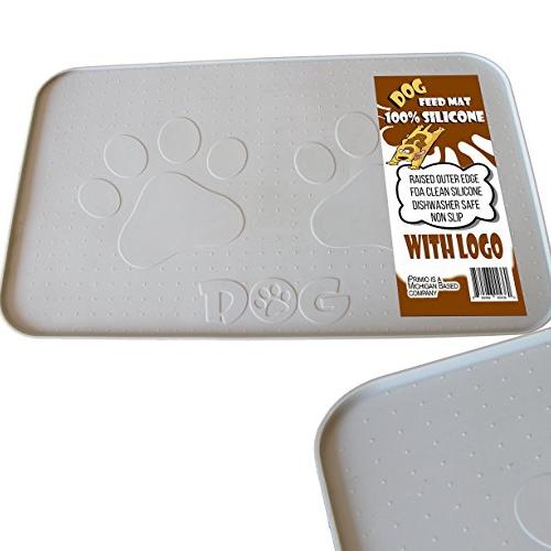 iPrimio ® Large Dog Feeding Mat