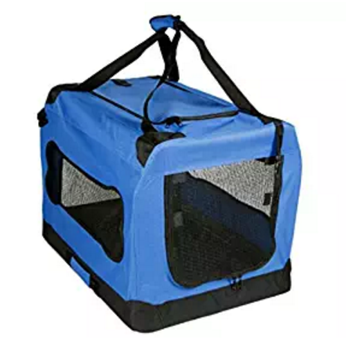 2PET Folding Soft Dog Crate