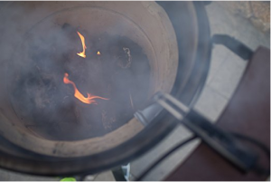Electric Charcoal Starter - Clean, fast and convenient