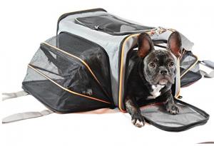 Expandable Pet Carrier - Your best friend's best travel companion