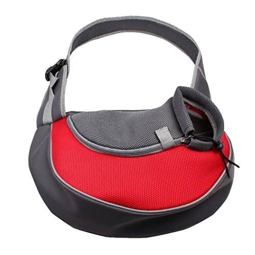 Red Pets Sling Carrier