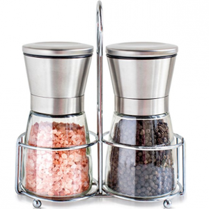 5 Best Battery Operated Salt And Pepper Grinder Set – Enhance your food with optimum flavor