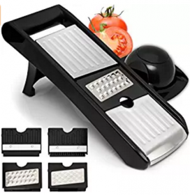 5 Best Adjustable Mandoline Slicer – Slicing is an easy process from now on