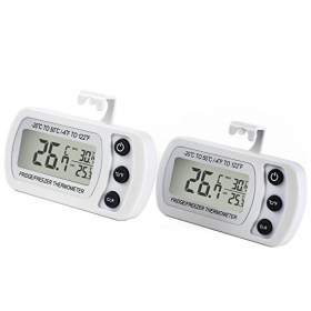 5 Best Digital Refrigerator Freezer Thermometer – Appropriate safe temperature all the time