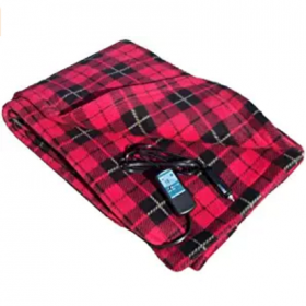 5 Best Heated Travel Blanket – Your reliable travel companion in cold weather