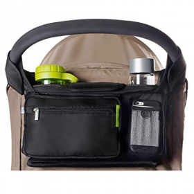 5 Best Stroller Organizer – Outing with Baby is an easy one