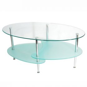 5 Best Glass Top Coffee Table – Functional and attractive addition to your living room
