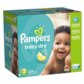 5 Best Baby Dry Diaper – The best overnight protection for your baby and offer you and your baby good quality sleep.